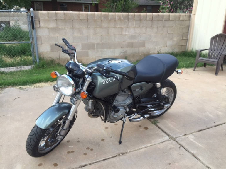 See more photos for this Ducati Gt 1000 TOURING, 2007 motorcycle listing