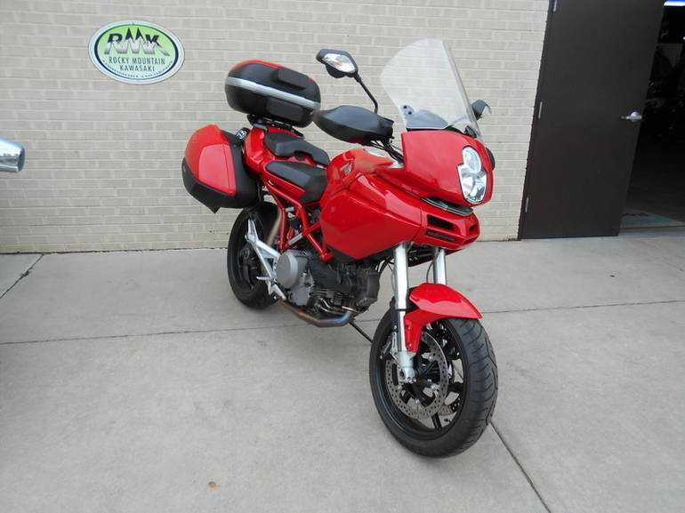 See more photos for this Ducati Multistrada 1100, 2007 motorcycle listing