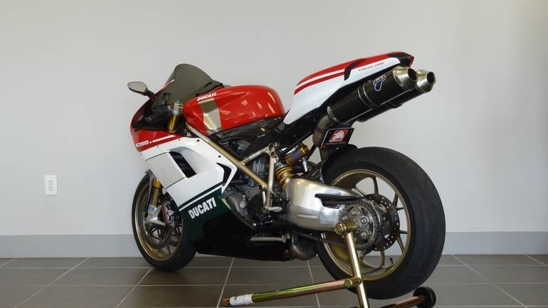 See more photos for this Ducati SUPERBIKE 1098 S TRICOLORE, 2007 motorcycle listing