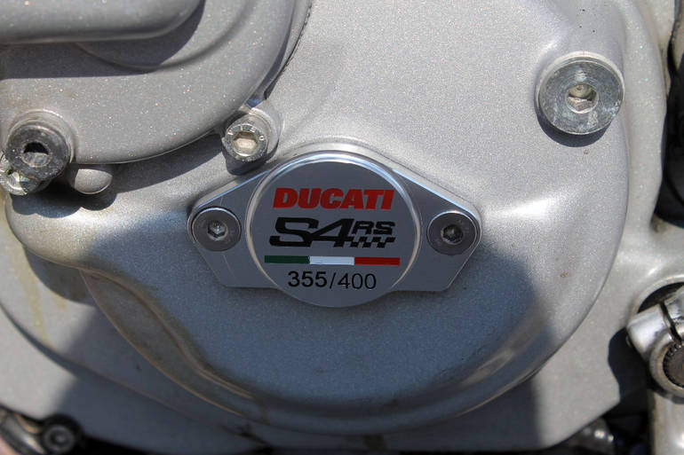 See more photos for this Ducati Monster S4RS, 2008 motorcycle listing
