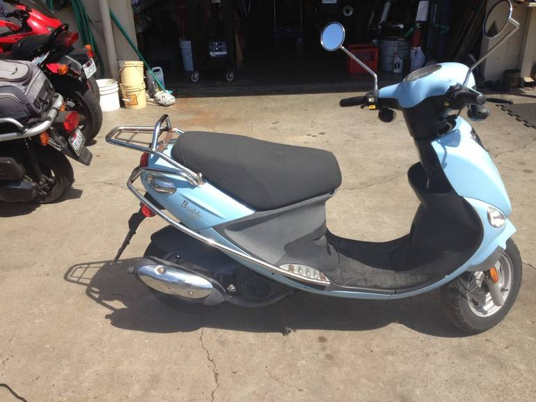 See more photos for this Genuine Scooter Company Buddy 125, 2009 motorcycle listing