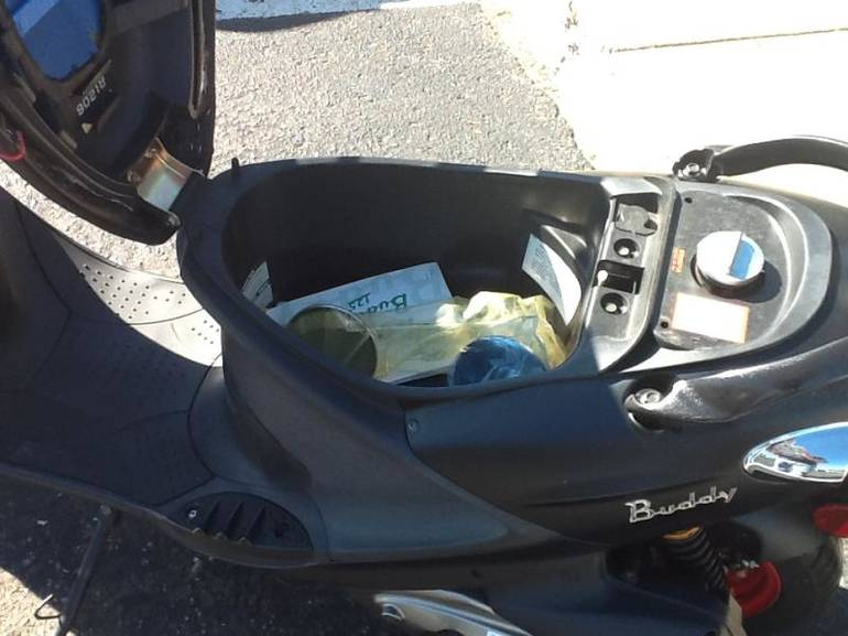 See more photos for this Genuine Scooters Blackjack 125, 2009 motorcycle listing