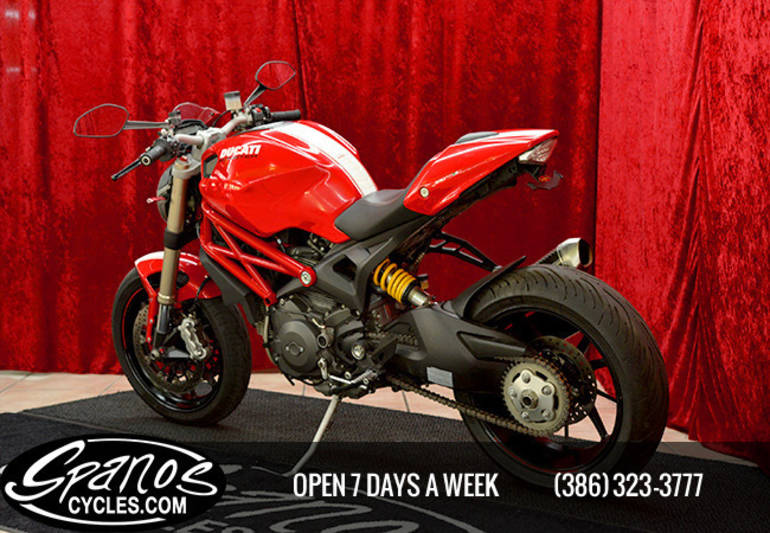 See more photos for this Ducati MONSTER 1100 EVO, 2012 motorcycle listing