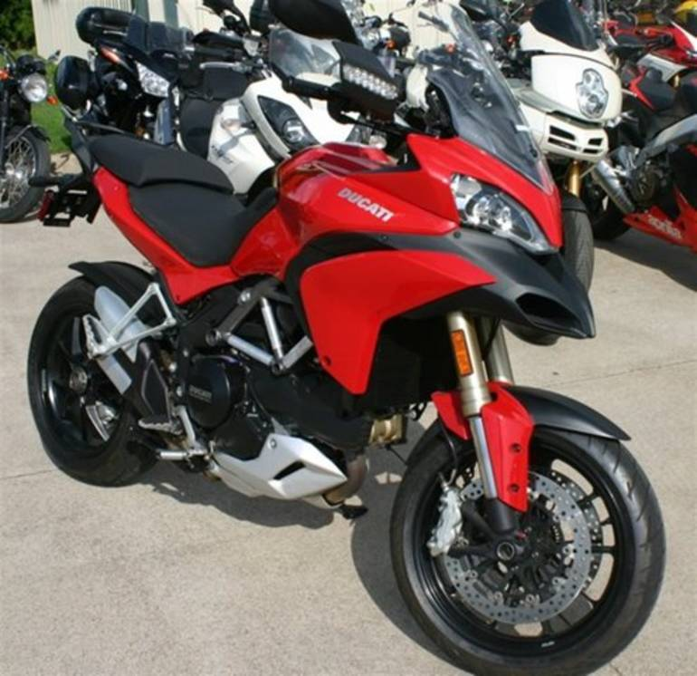 See more photos for this Ducati Multistrada, 2012 motorcycle listing