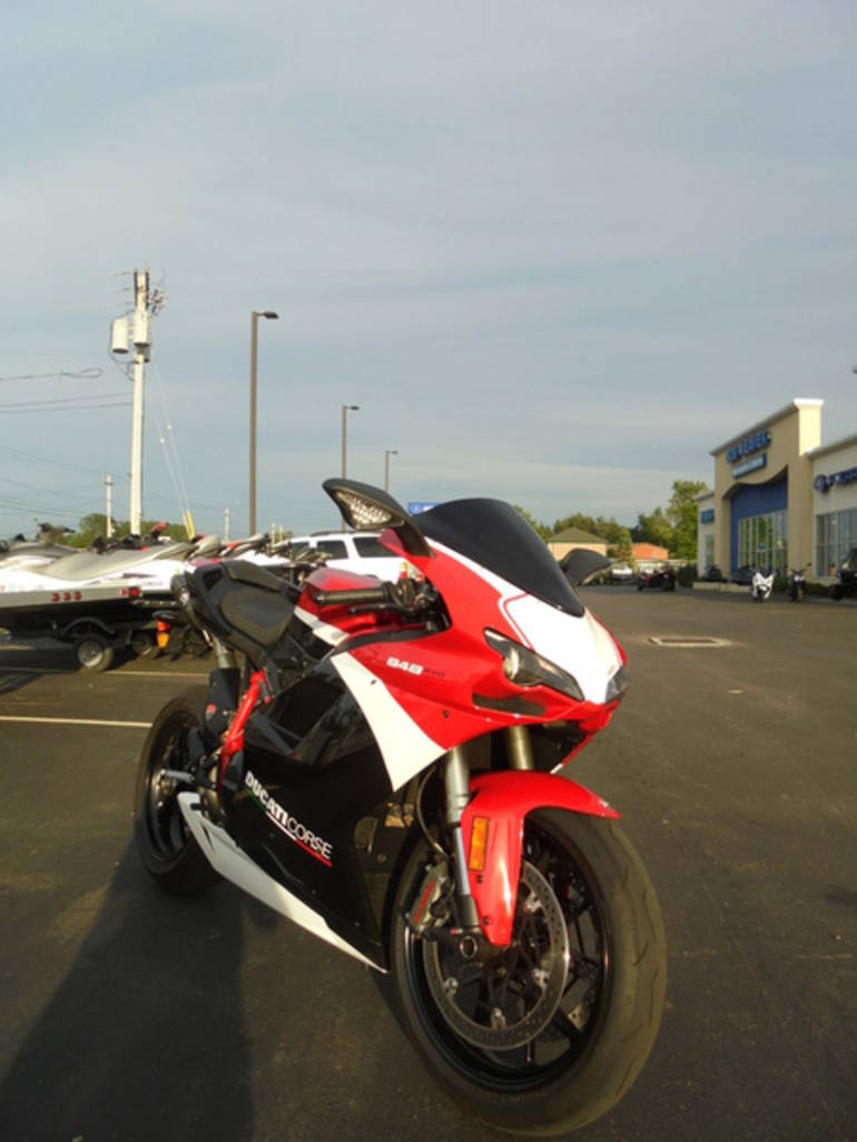See more photos for this Ducati Superbike 848 EVO Corse SE, 2012 motorcycle listing