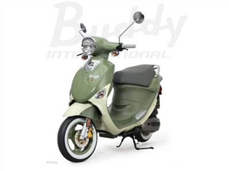 See more photos for this Genuine Scooter Company Buddy Lil International Italia (50 cc), 2012 motorcycle listing