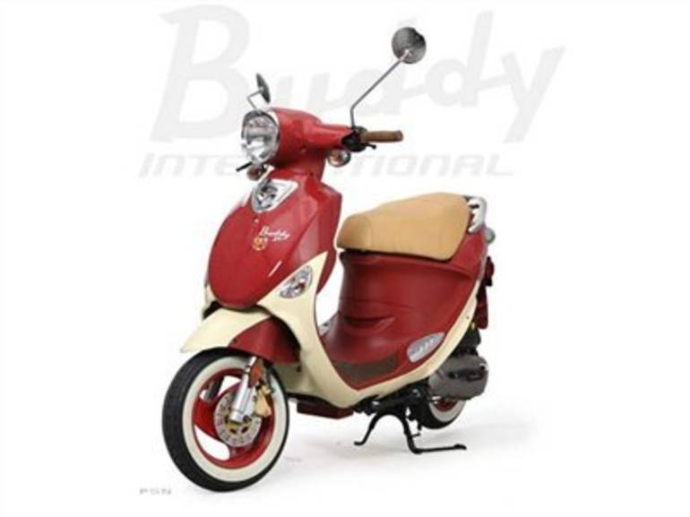 See more photos for this Genuine Scooter Company Buddy Lil International Pamplona (50 cc), 2012 motorcycle listing