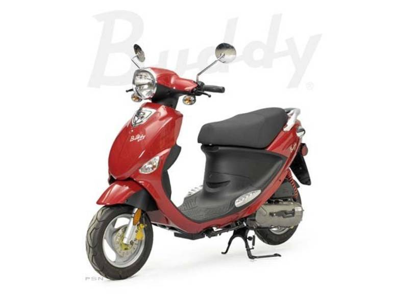 See more photos for this Genuine Scooter Company Buddy (125 cc), 2013 motorcycle listing