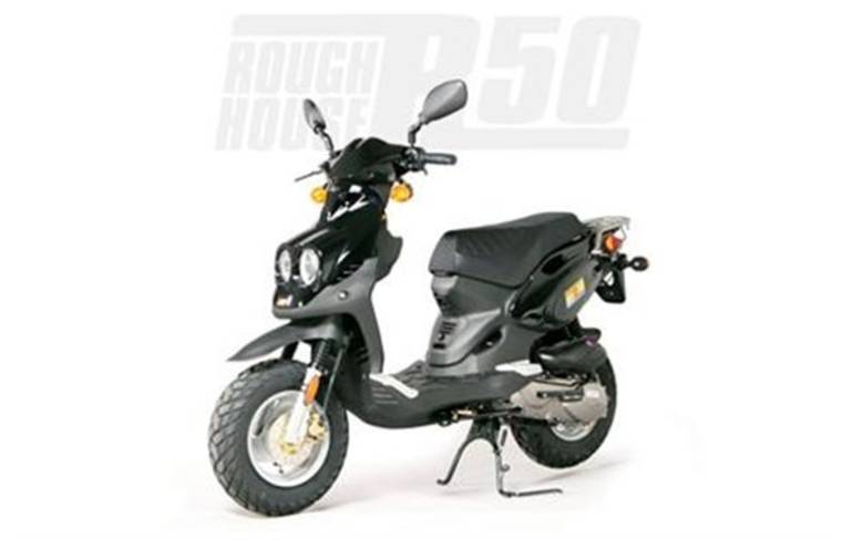 See more photos for this Genuine Scooter Company ROUGHHOUSE, 2013 motorcycle listing