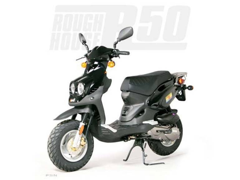 See more photos for this Genuine Scooter Company Roughhouse R50 (50 cc), 2013 motorcycle listing