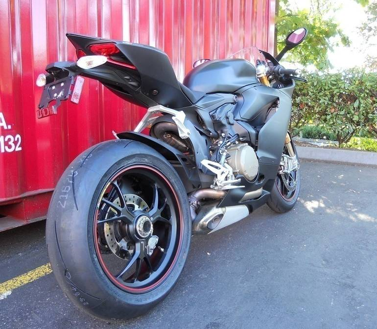 2014 Ducati 1199S ABS PANIGALE DEMO 1199 PANIGALE