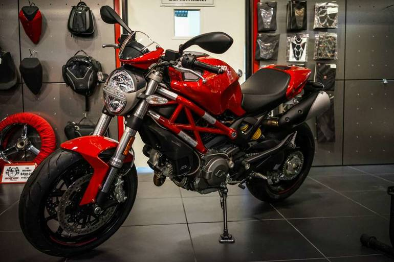 See more photos for this Ducati Monster 796, 2014 motorcycle listing