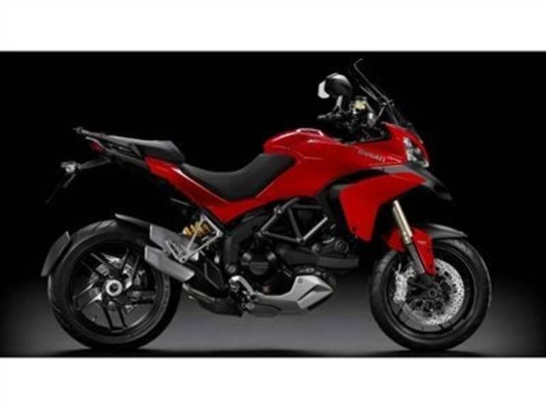 See more photos for this Ducati Multistrada 1200, 2014 motorcycle listing