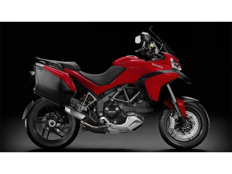 See more photos for this Ducati Multistrada 1200 S Touring, 2014 motorcycle listing