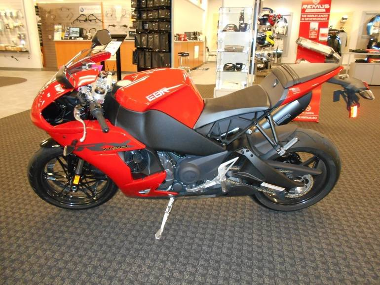 See more photos for this EBR   ERIC BUELL RACING 1190 RX, 2014 motorcycle listing