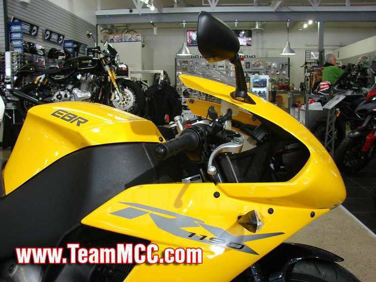 See more photos for this ERIK BUELL RACING 1190RX, 2014 motorcycle listing