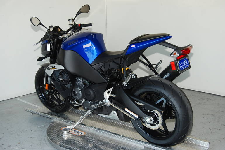 See more photos for this ERIK BUELL RACING 1190SX, 2014 motorcycle listing