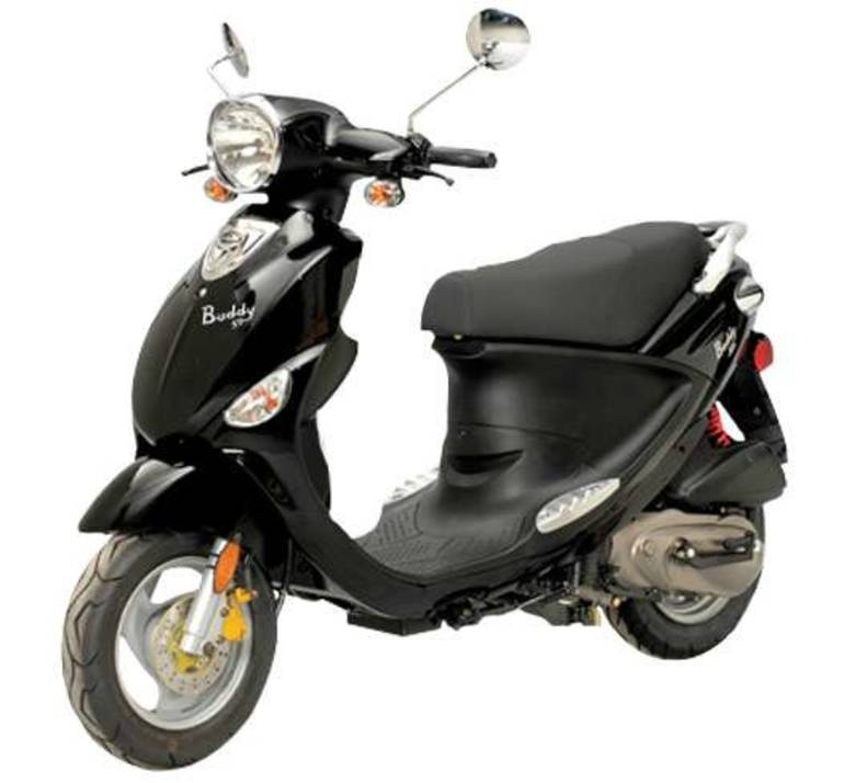 See more photos for this Genuine Scooter Company Buddy (50 cc), 2014 motorcycle listing