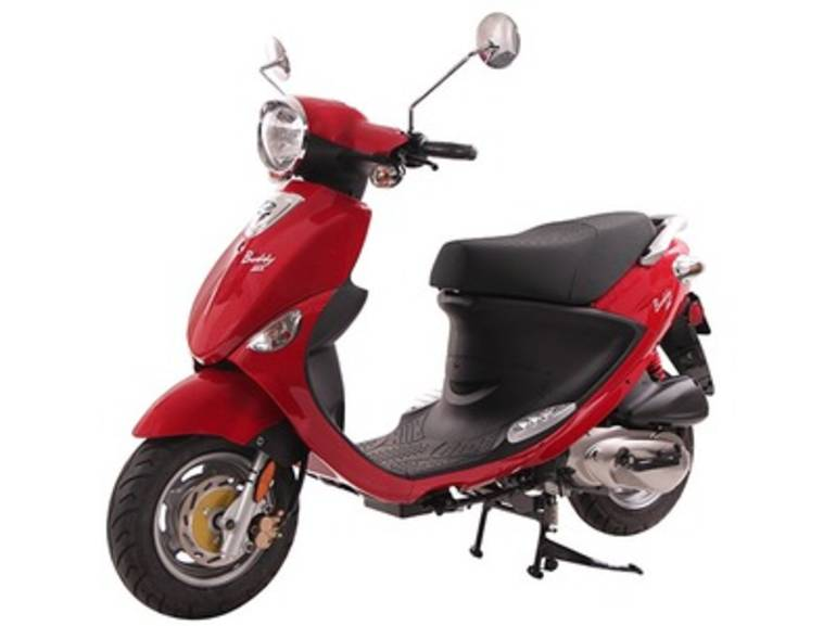 See more photos for this Genuine Scooter Co. Buddy 125, 2015 motorcycle listing