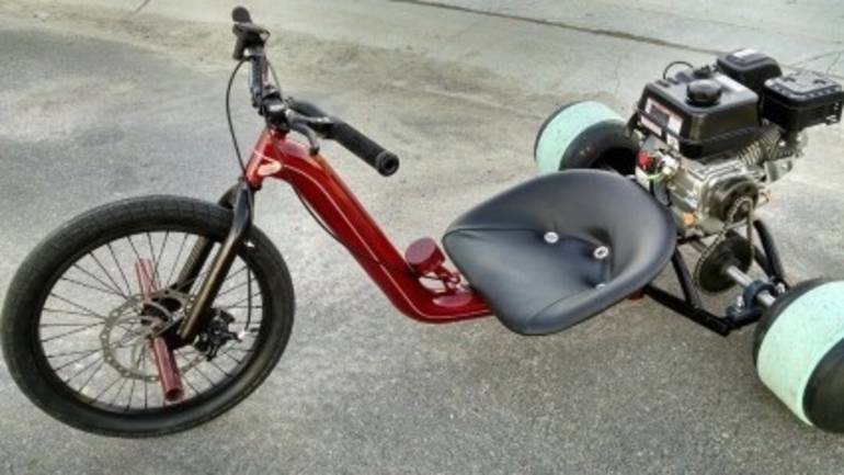 See more photos for this Gsi Gas Motorized Drift Trike Big Wheel Ultra Slide, 2015 motorcycle listing