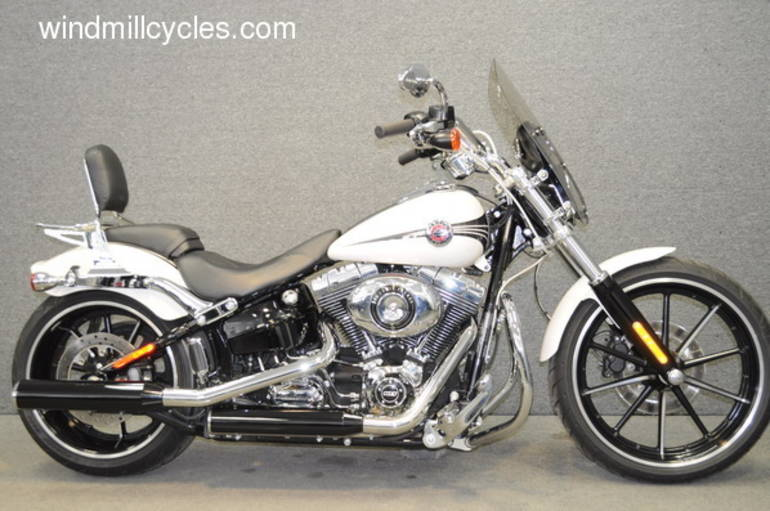 Harley Breakout For Sale >> 2014 Harley Davidson Fxsb Breakout Motorcycle From North