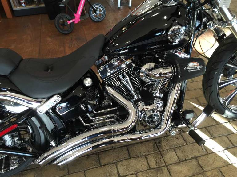 2014 harley davidson breakout motorcycle from marion il today sale 36 827. Black Bedroom Furniture Sets. Home Design Ideas