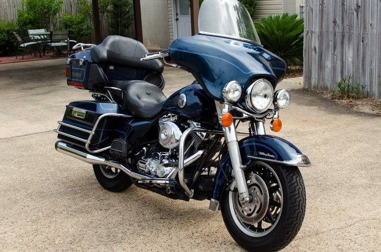 2001 Harley Davidson ELECTRA GLIDE ULTRA CLASSIC ULTRA ...