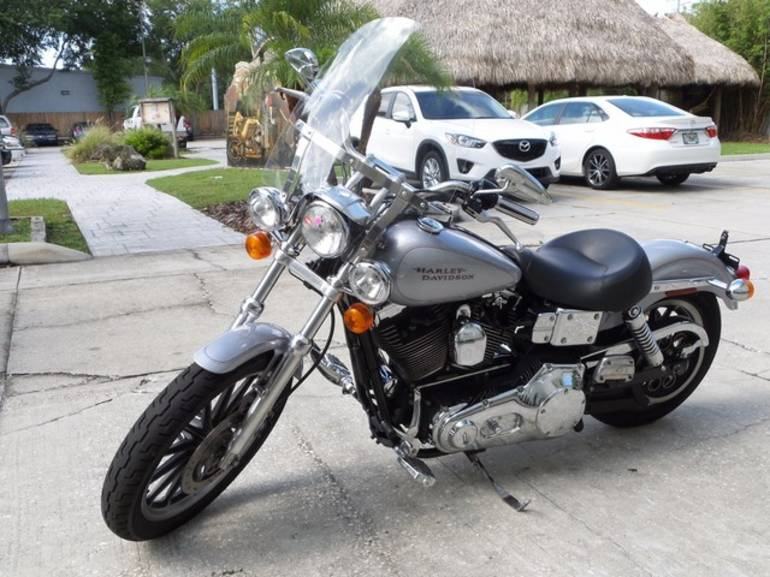 2001 Harley-Davidson FXDL DYNA LOW RIDER Motorcycle From Tampa, FL,Today Sale $8,995 ...