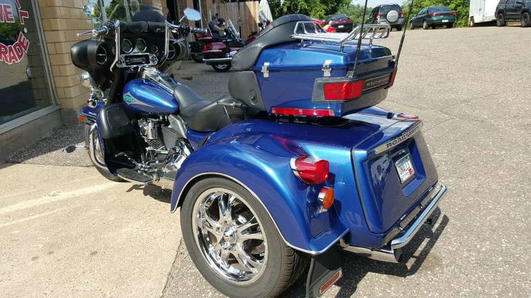 2001 Harley Davidson Ultra Classic Electra Glide Roadsmith ...