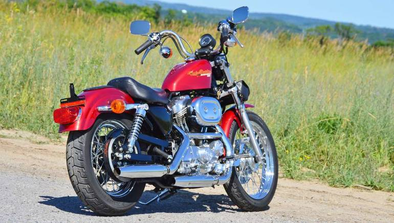 See more photos for this Harley-Davidson Sportster XL883 Hugger, 1996 motorcycle listing