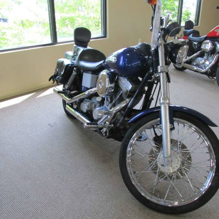 1997 Harley-Davidson FXD Motorcycle From Knoxville, TN