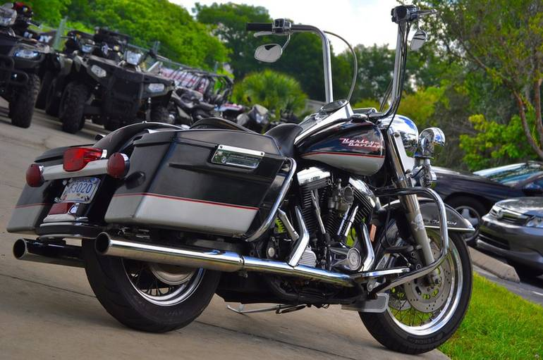 Buell Motorcycles For Sale >> 1994 Harley Davidson Road King Motorcycle From Longwood, FL,Today Sale $5,995 ...