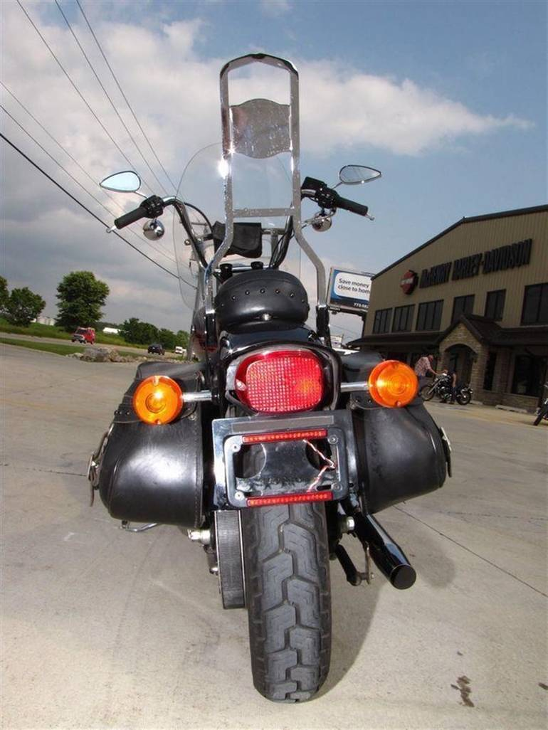 See more photos for this Harley-Davidson BAD BOY FXSTSB, 1995 motorcycle listing