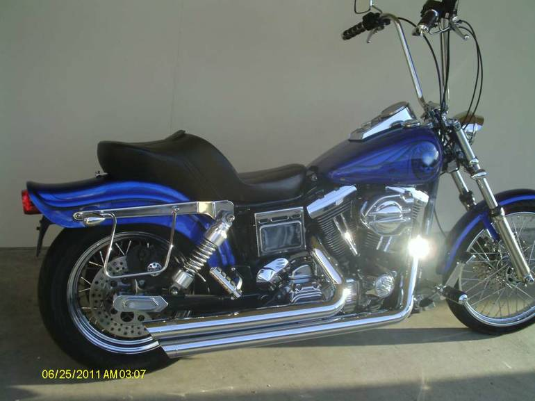 See more photos for this Harley-Davidson DYNA WIDE GLIDE CUSTOM, 1995 motorcycle listing
