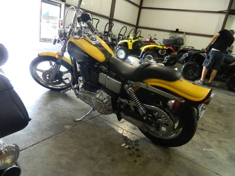 See more photos for this Harley Davidson Dyna Wide Glide, 1995 motorcycle listing