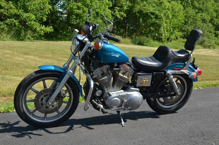 See more photos for this Harley-Davidson Sportster Hugger XL883, 1995 motorcycle listing