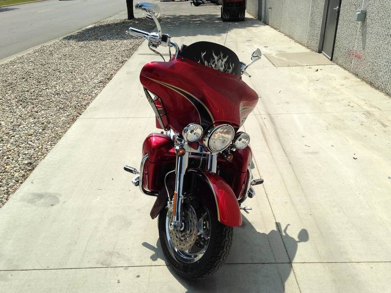 See more photos for this Harley-Davidson Electra Glide CVO, 0 motorcycle listing