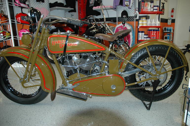 See more photos for this Harley-Davidson JD, 1926 motorcycle listing