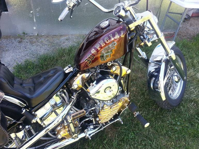 See more photos for this Harley-Davidson Custom HARDTAIL, 1938 motorcycle listing