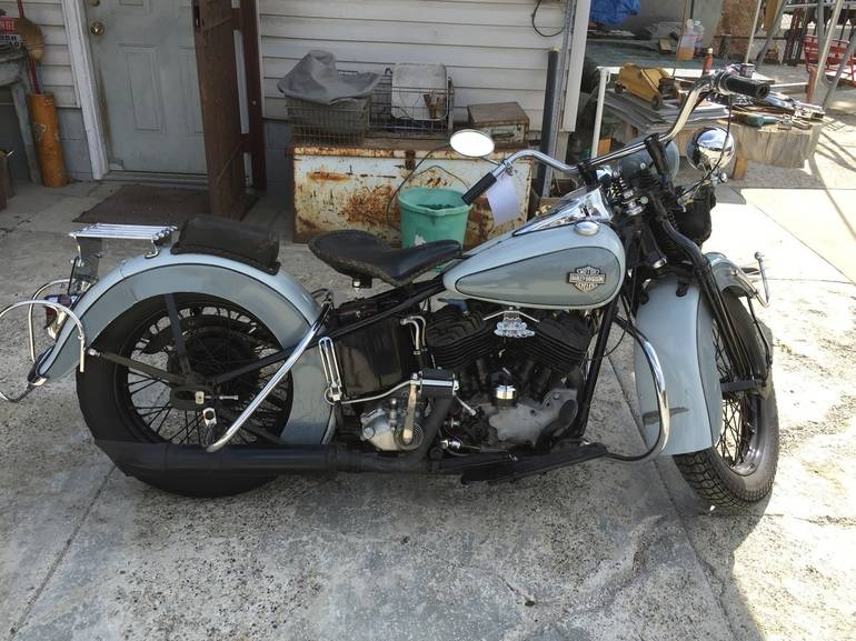 See more photos for this Harley-Davidson Flathead , 1938 motorcycle listing
