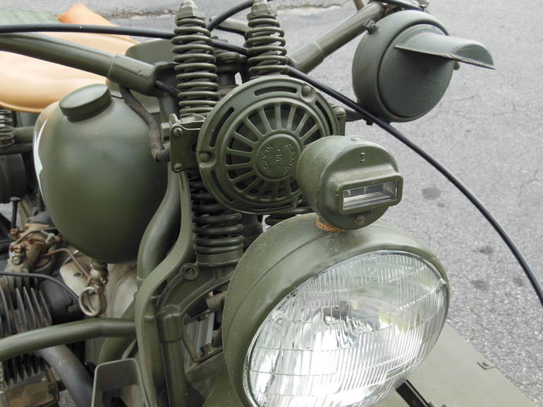 See more photos for this Harley Davidson XA, 1942 motorcycle listing