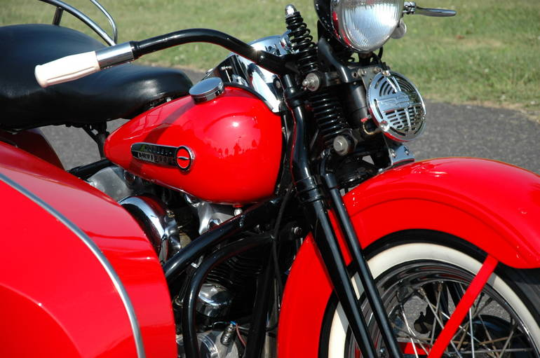 See more photos for this Harley-Davidson 74CI FL KNUCKLHEAD, 1947 motorcycle listing