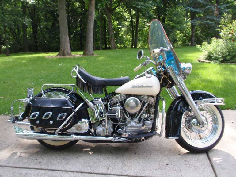 See more photos for this Harley-Davidson Rare 1954 FL, 1954 motorcycle listing