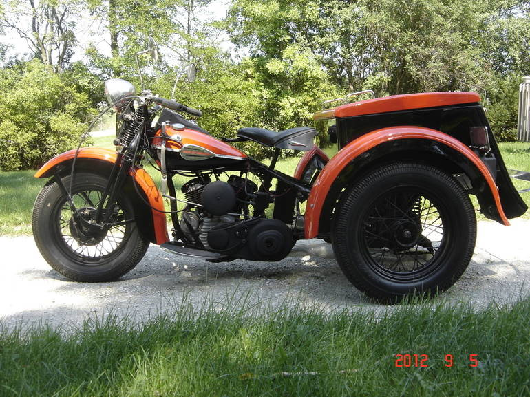 See more photos for this Harley-Davidson Servi Car , 1954 motorcycle listing