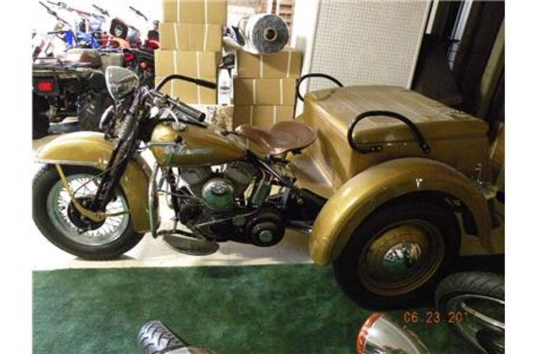 See more photos for this Harley-Davidson SERVI-CAR, 1956 motorcycle listing