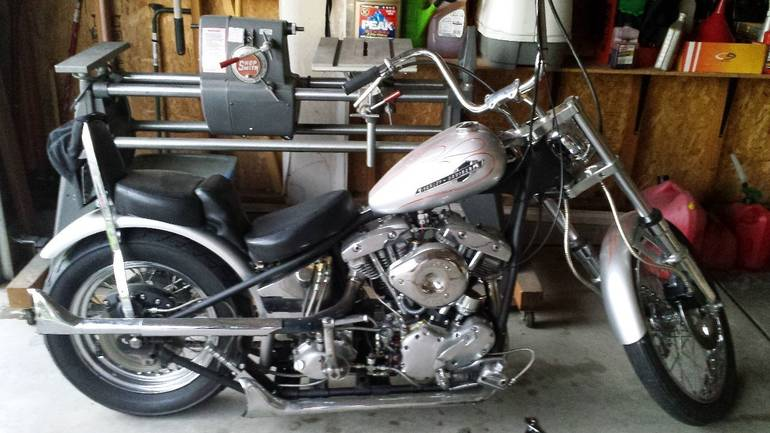 See more photos for this Harley-Davidson Shovelhead , 1957 motorcycle listing
