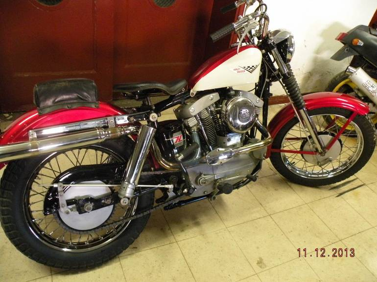 See more photos for this Harley-Davidson Sportster XLCH, 1959 motorcycle listing