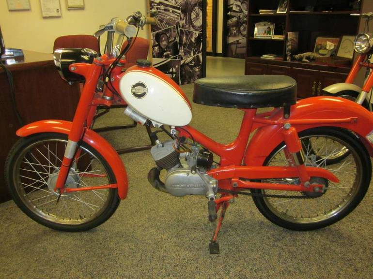 See more photos for this Harley-Davidson Baja, 1965 motorcycle listing