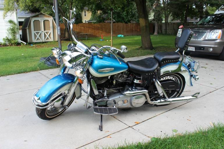 See more photos for this Harley-Davidson Electra Glide , 1966 motorcycle listing