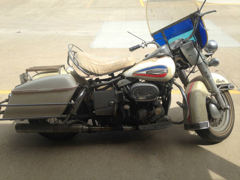 See more photos for this Harley-Davidson FLH electraglide, 1966 motorcycle listing